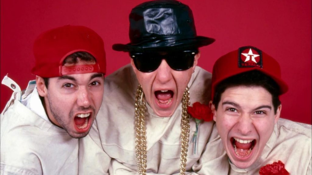 picture beastie boys team members