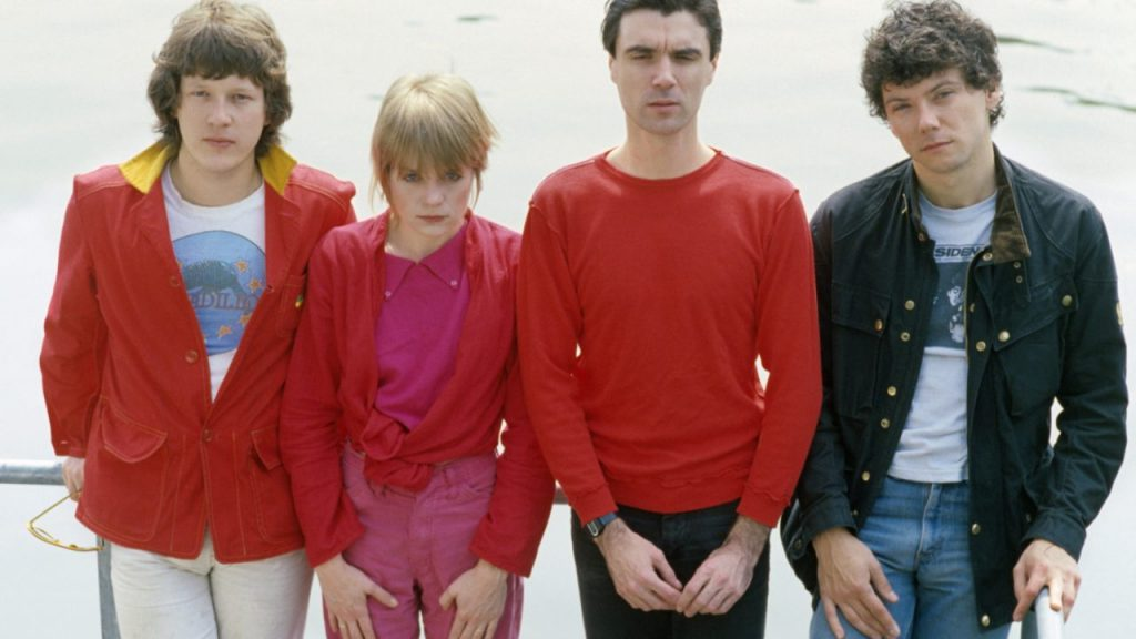 Talking Heads band members